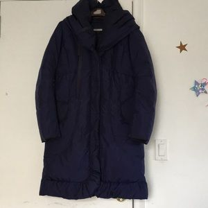 Tahari down coat Size M
